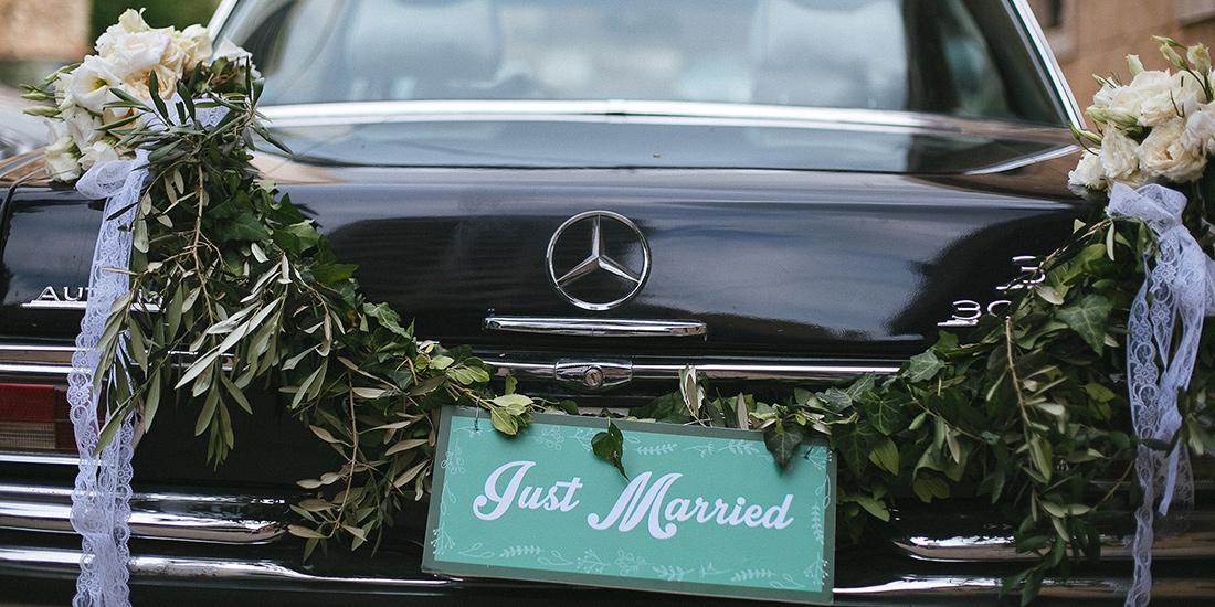 Sawrini Just Married
