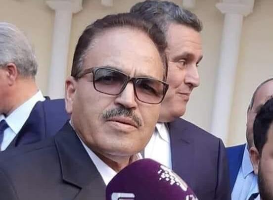 صورة رسميا الاستاذ محمد التيجاني وكيل لائحة حزب الجرار لرئاسة المجلس الاقليمي بالحوز