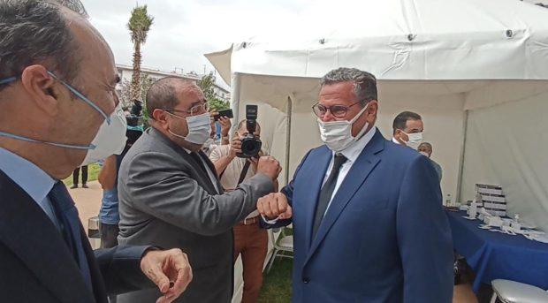 صورة لشكر: الاتحاد موقعه جزء من السلطة التنفيذية وننتظر عرضا من أخنوش
