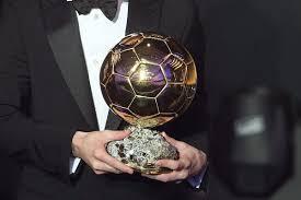 """صورة الاعلان رسميا عن قائمة المرشحين للفوز بجائزة """"الكرة الذهبية """""""