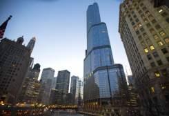 برج ترامب في شيكاغو