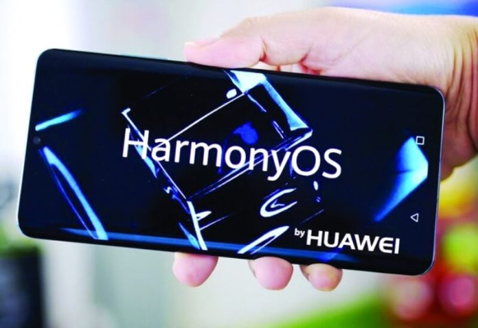 The new Harmony system from Huawei