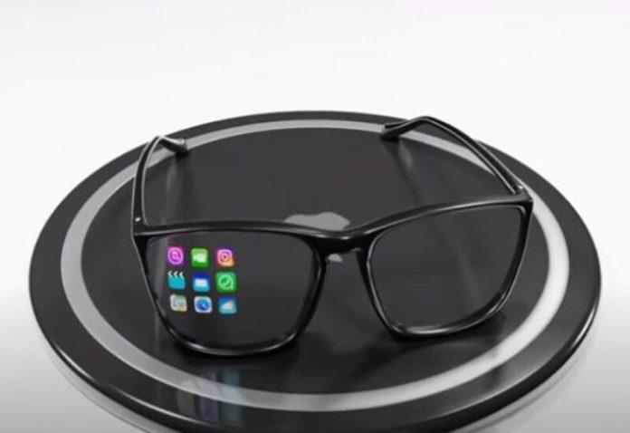 Smart glasses from Apple