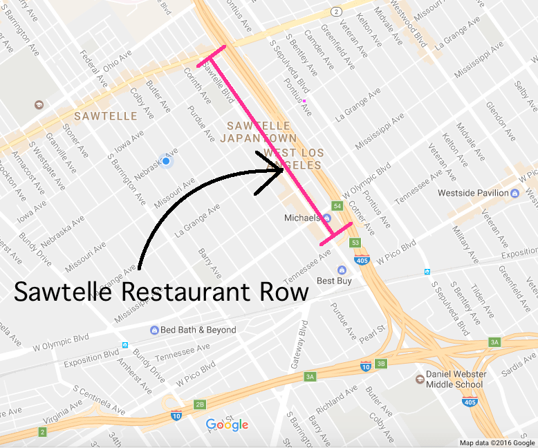 Soul Food Restaurants Westside