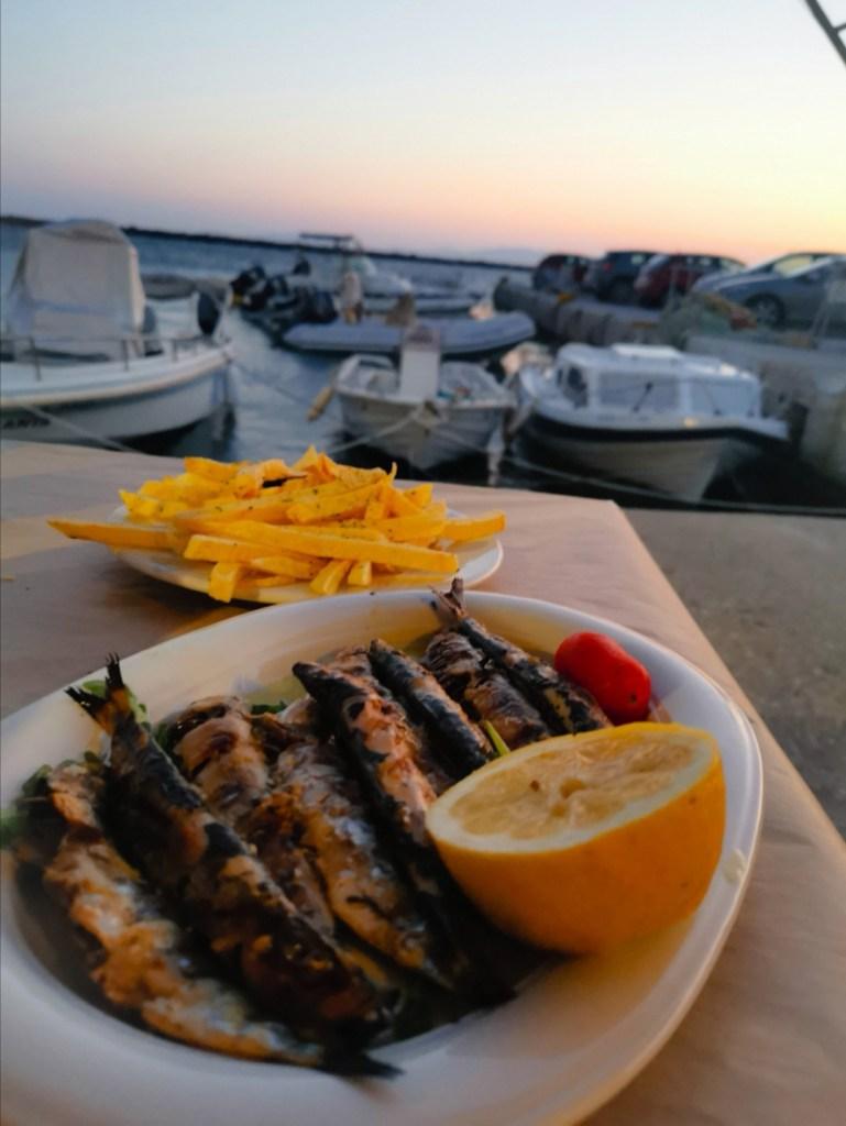 Port de Tinos