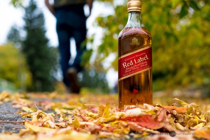 Johnnie Walker, Keep Walking and Savour the Colours