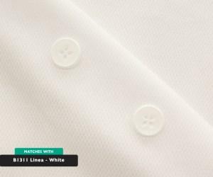 Pique – White