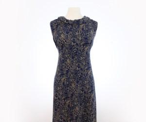 Paisley Knit – Blue