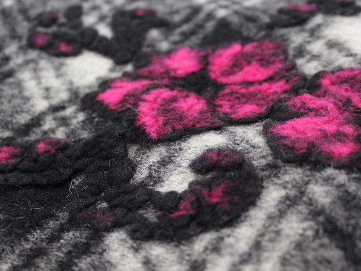 PonchoVest – Hot Pink