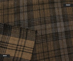DoublePlaid – Brown