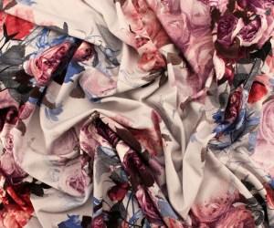 Roses – Aubergine