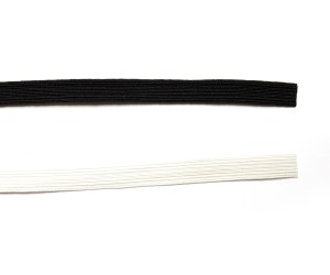 1/2 Inch Braided Elastic