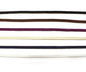 3/16-Inch Rayon Knit Elastic