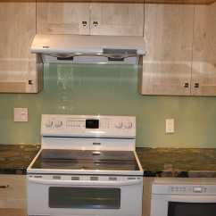 Glass Kitchen Backsplash Metal Island Custom Backsplashes Salt Lake City Utah Sawyer