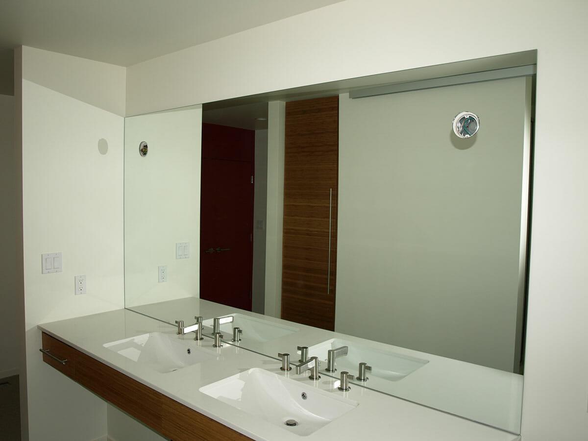 Custom Bathroom Mirrors Gallery  Salt Lake City Utah