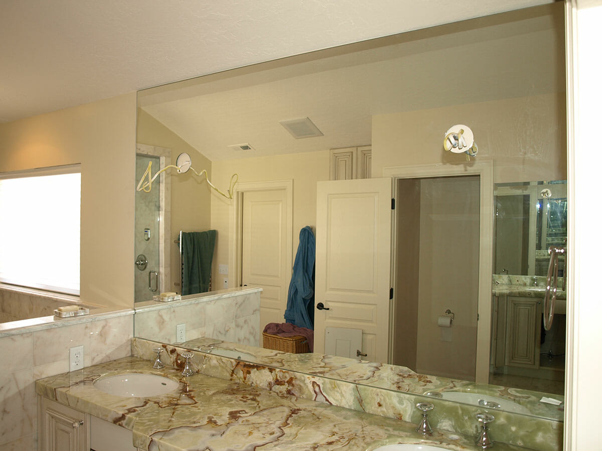 Custom Framed Mirrors Dallas  Cepar