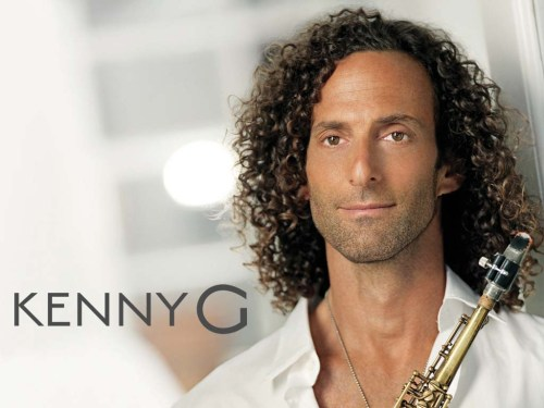 Kenny G backing tracks
