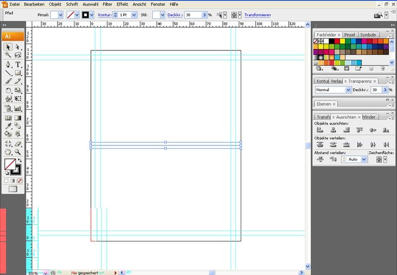 Tutorial Tischkarten in Illustrator  SAXOPRINT Blog