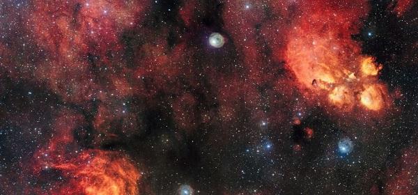 جدیدترین تصویر ۲ میلیارد پیکسلی از فضا منتشر شد