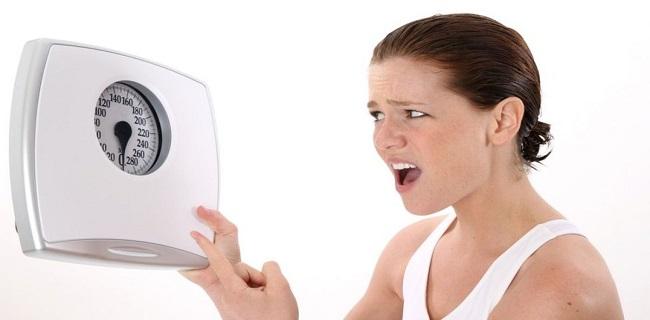 چرا بعداز اضافه شدن وزن کم کردن آن سخت است؟