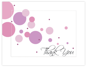 FL 42 - bubbles pink