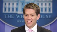 Jay Carney April First