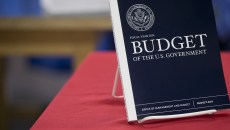 Copies Of President Barack Obama's Budget for Fiscal Year 2014 Printed Ahead of Release