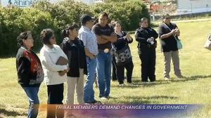 Tribal Demonstrators Seek Changes - KXNet com - Bismarck-Minot-Williston-Dickinson-KXNEWS,ND
