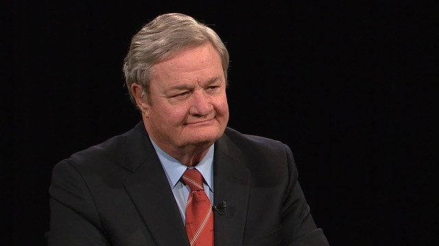 Governor Jack Dalrymple talks about syrian refugees