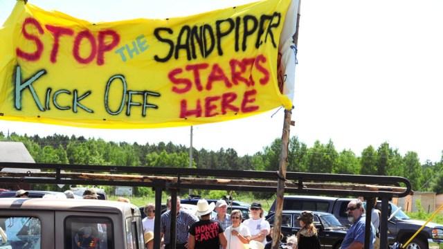 sandpiper pipeline