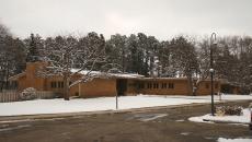 Governor's residence in Bismarck, N.D. (Korrie Wenzel/Grand Forks Herald)