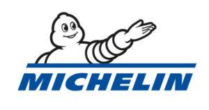شعار شركة ميشلان لإطارات السيارات