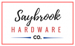 Hardware Store | Old Saybrook, CT | Saybrook Hardware Co.