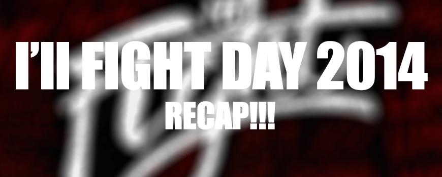 I'll Fight Day 2014