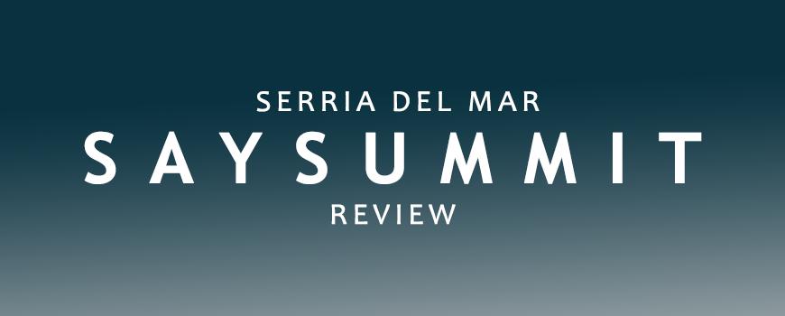 Sierra Del Mar 2016 SAYSUMMIT
