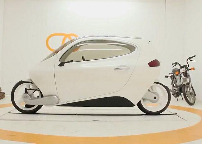 C-1 motorcycle car  (8)-1