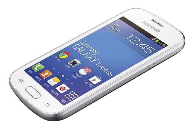 Samsung GALAXY Trend Lite  (5)