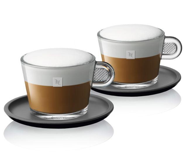 Glass Cappuccino