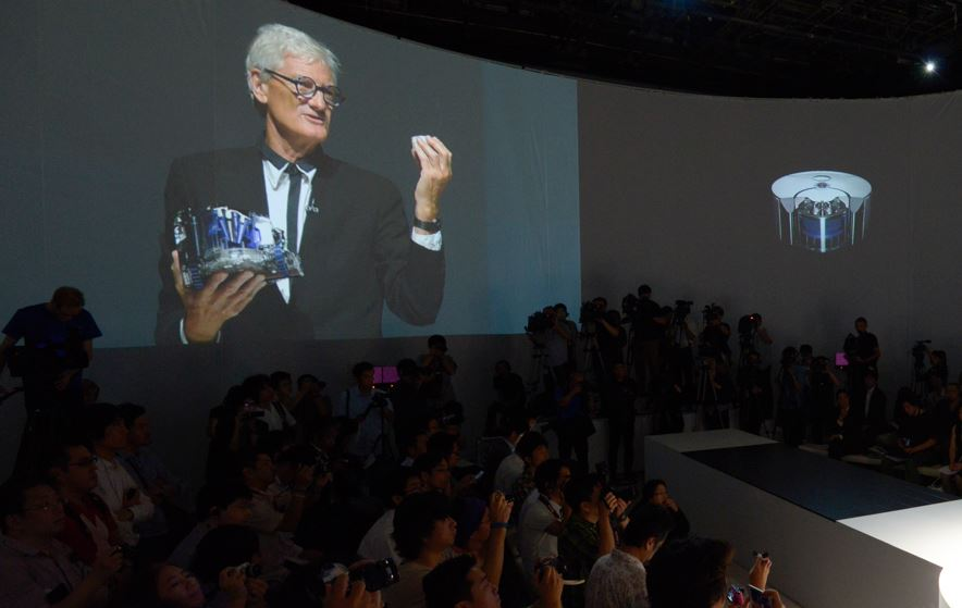9月4日東京Dyson_360_Eye™_吸塵機器人新品發表會現場實況_1