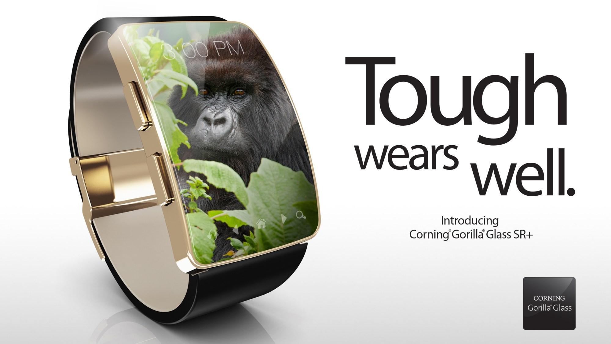 康寧推出Corning® Gorilla® Glass SR+ (橫式)