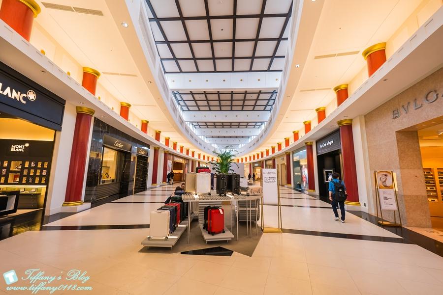 [沖繩景點]DFS旗下沖繩T廣場/日本國內規模最大的路面型免税店/超過130品牌免關稅與消費稅(完整品牌介紹)