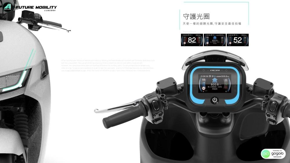 圖說、宏佳騰全新智慧電車使用Gogoro Network智慧電池交換平台服務 搭載新一代智慧儀表 創造嶄新的騎乘體驗.jpg