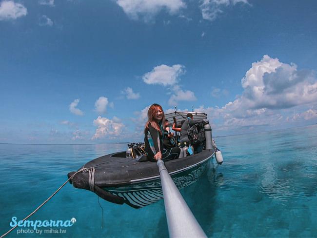 馬來西亞沙巴,仙本那,仙本那好玩,仙本那自由行,仙本那潛水,仙本那跳島