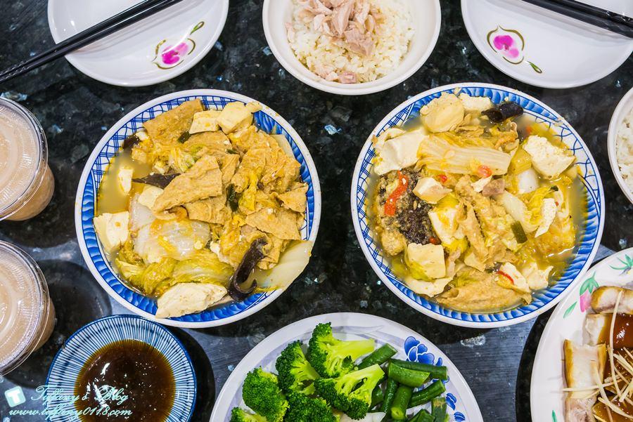 [嘉義美食]林聰明沙鍋魚頭(附完整菜單)/無限次免費加湯/在地人觀光客都力推的嘉義夜市必吃美食