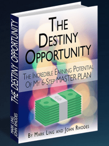 The Destiny Opportunity Book Download