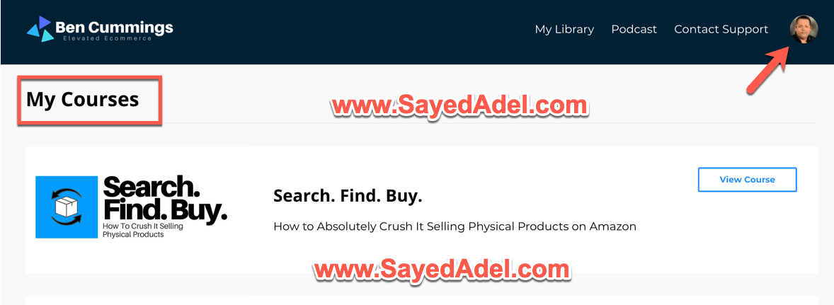 Search Find Buy Members Area
