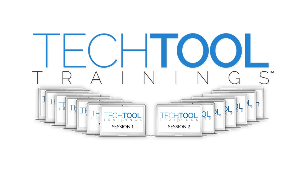 Tech Tool Training