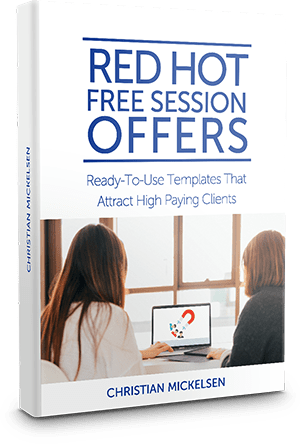red hot free session offers