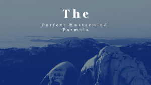 The Perfect Mastermind Formula review