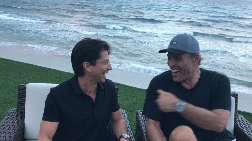 Tony Robbins & Dean Graziosi - CoFounders of Mastermind.com